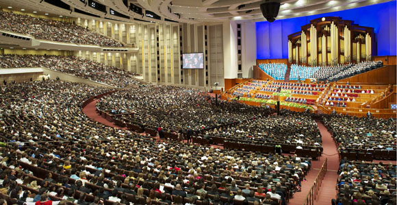 LDS General Conference 2013