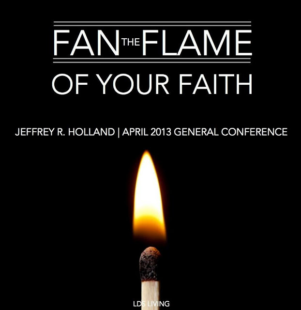 fan the fire of faith Holland