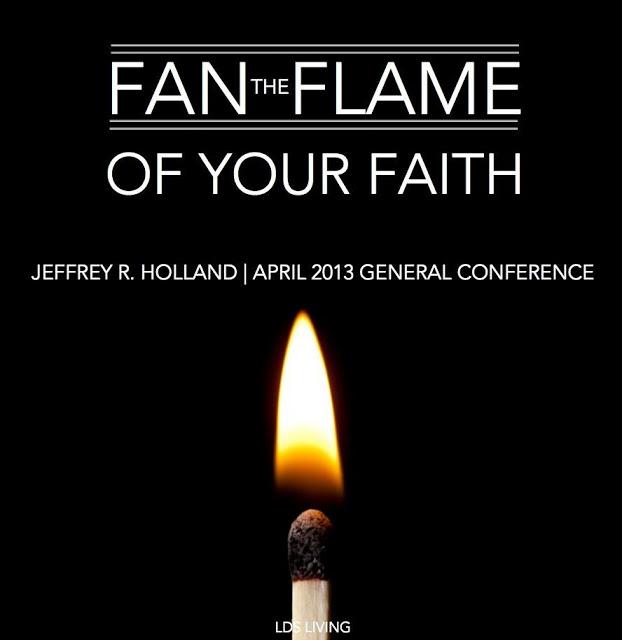 fan the fire of faith Holland