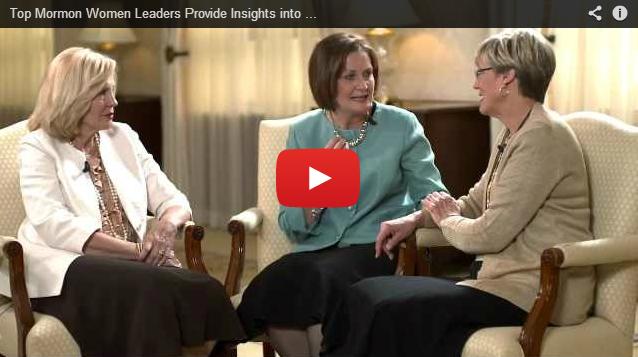 mormon women leaders