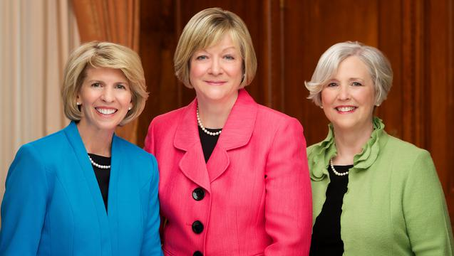 Mormon Women Leaders Share an International, Tech-savvy vision