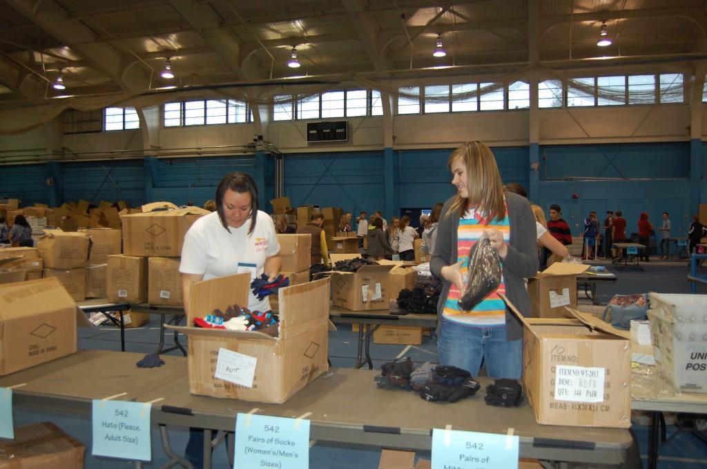 #byuwc mormon women relief society service