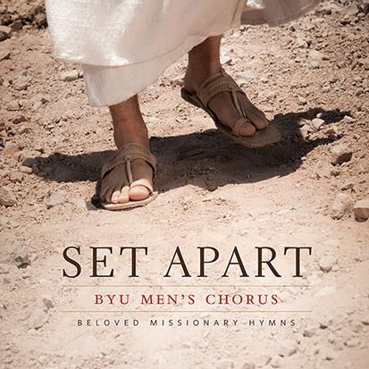 missionary hymns byu men's chorus
