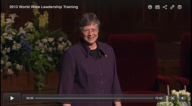 mormon women and priesthood power