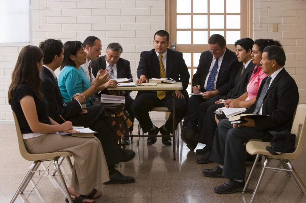 LDS ward councils