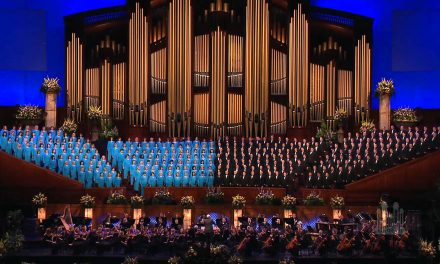Mormon Tabernacle Choir Pioneer Day Concert
