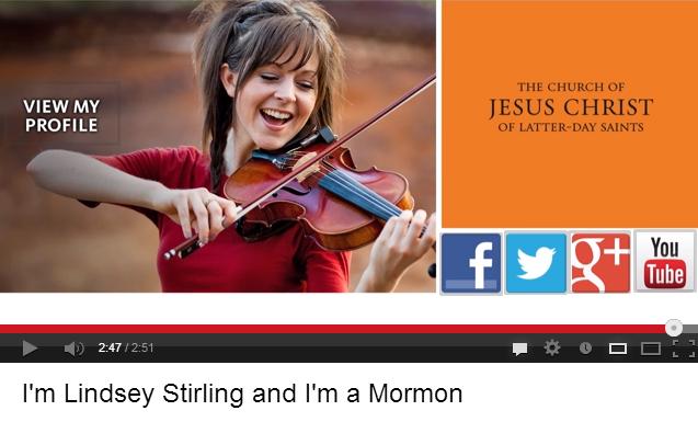 lindsey stirling mormon.org profile
