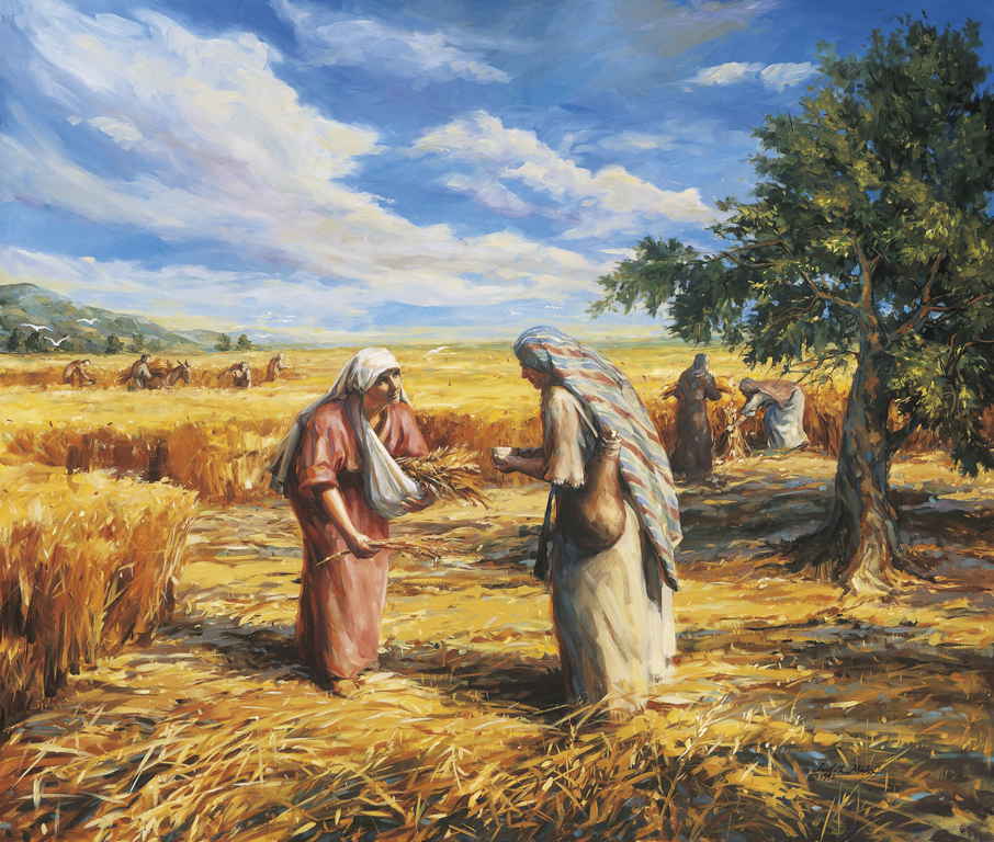 women in the scriptures