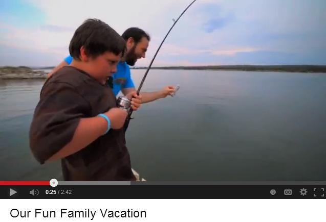 Mormon family fun vacation