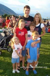 Mormon Family: Pam
