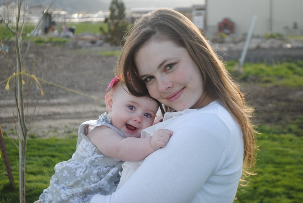 How I stand for the family by Mormon woman Monica