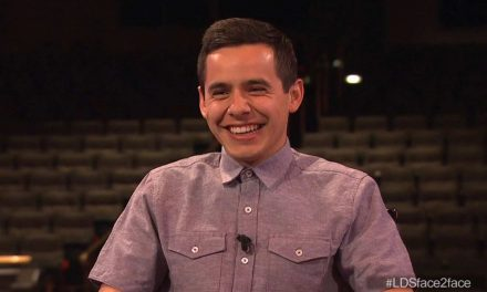 Coming Events You Should Know About — David Archuleta Open Chat and Book of Mormon Share