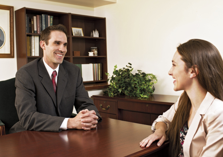 Mormon bishop counseling