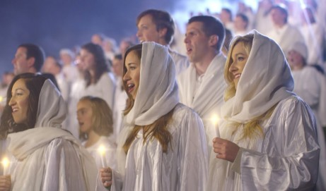 Angels from the Realms of Glory  #ASaviorisBorn