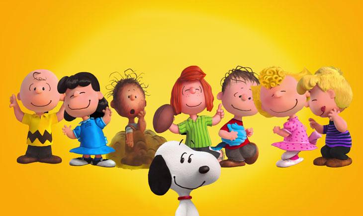 A Good Man: Charles Shultz #Peanuts
