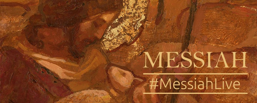 Live Stream of The Messiah tonight! #MessiahLive