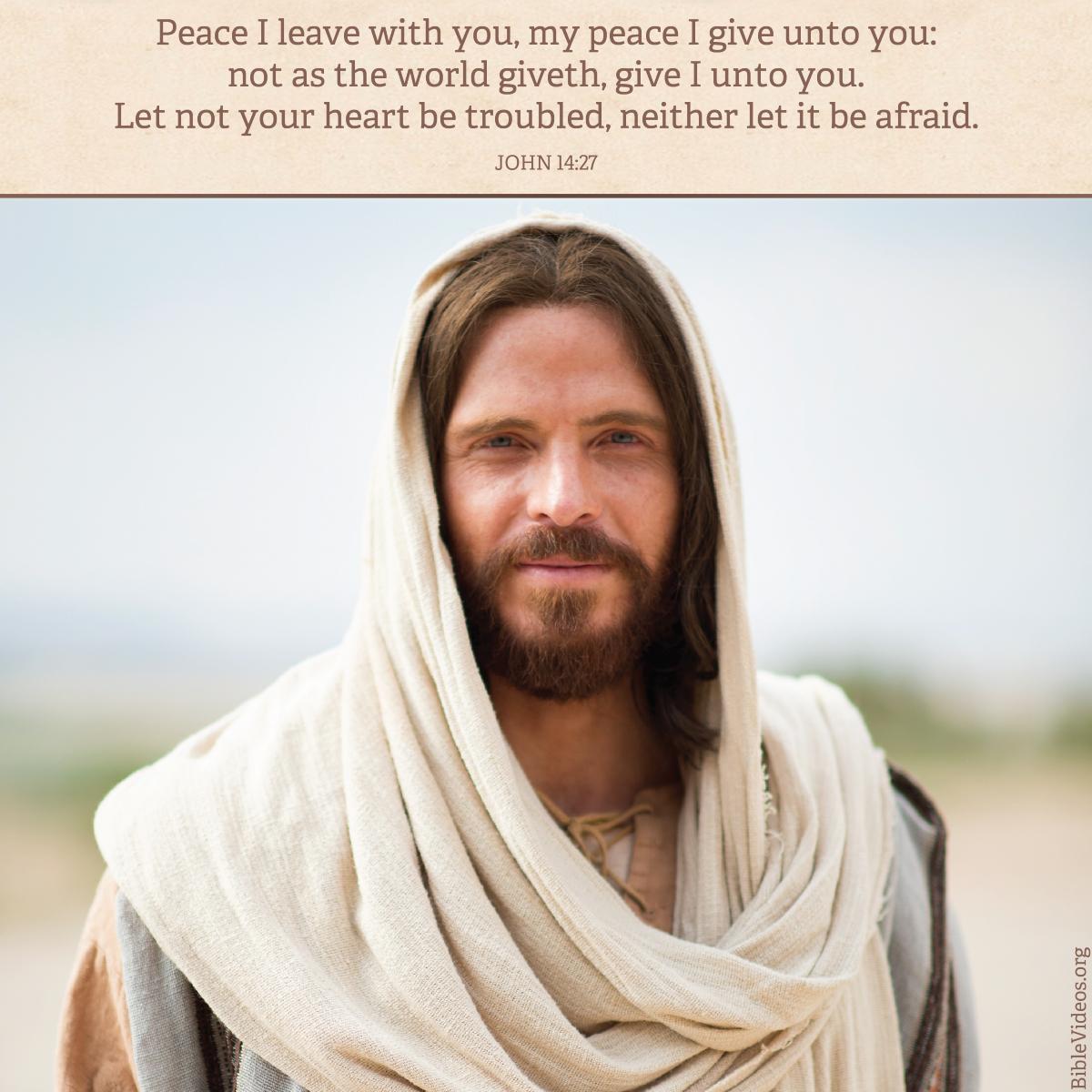 #ldsconf Odyssey: Peace