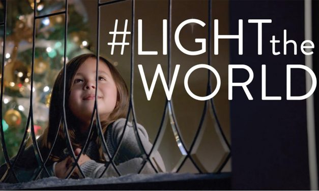 #LIGHTtheWORLD: 25 days of service for Christmas