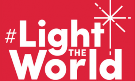 First week of #LightTheWorld is over. What have you learned, observed, felt?